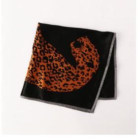 【NOLLEY'S:ファッション雑貨】【CITRUS/シトラス】 別注LEOスカーフ