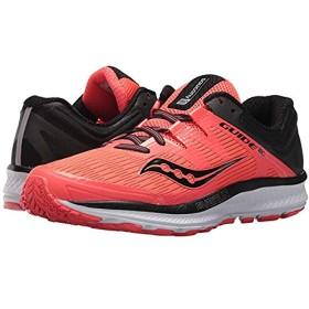 [サッカニー] レディーススニーカー・靴・シューズ Guide ISO Vizi Red/Black (22cm) B - Medium [並行輸入品]