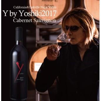 クール便発送 2017 ワイン 赤ワイン wine ワイ・バイ・ヨシキ カベルネ・ソーヴィニョン カリフォルニア 750ml Y by Yoshiki アメリカ