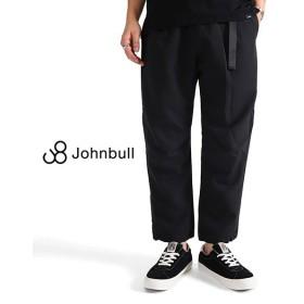 Johnbull ジョンブル ストレッチ クロップドパンツ 21179 イージーパンツ メンズ