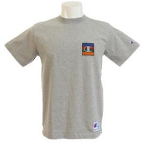 【Super Sports XEBIO & mall店:トップス】アクションスタイル ロゴ 半袖Tシャツ C3-Q302 070