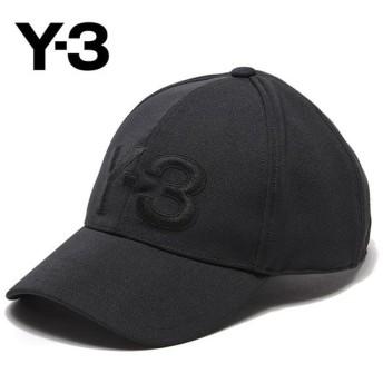 Y-3 ワイスリー ロゴキャップ FH9290 Yamamoto ヨウジヤマモト 帽子 メンズ レディース