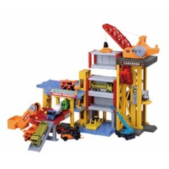 おもちゃ 男の子 くるま 車 トミカタウンビルドシティ パワークレーン建設現場