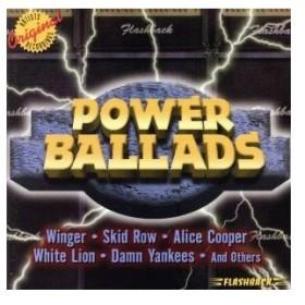 【輸入盤】Power Ballads (Mcup)/(オムニバス)