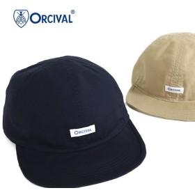 ORCIVAL オーシバル パナマクロス 6パネルキャップ RC-7178 PMN 帽子 メンズ レディース