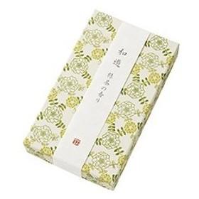 カメヤマ 和遊 緑茶の香り 平箱 約130g
