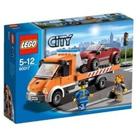 レゴLEGO City Flatbed Truck