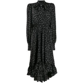 Redemption フレア シャツドレス - ブラック