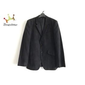 タケオキクチ TAKEOKIKUCHI ジャケット サイズ3 L メンズ 黒×ダークグレー チェック柄 新着 20190810