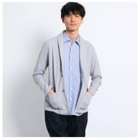 【タケオキクチ/TAKEO KIKUCHI】 リンクスショールカーディガン