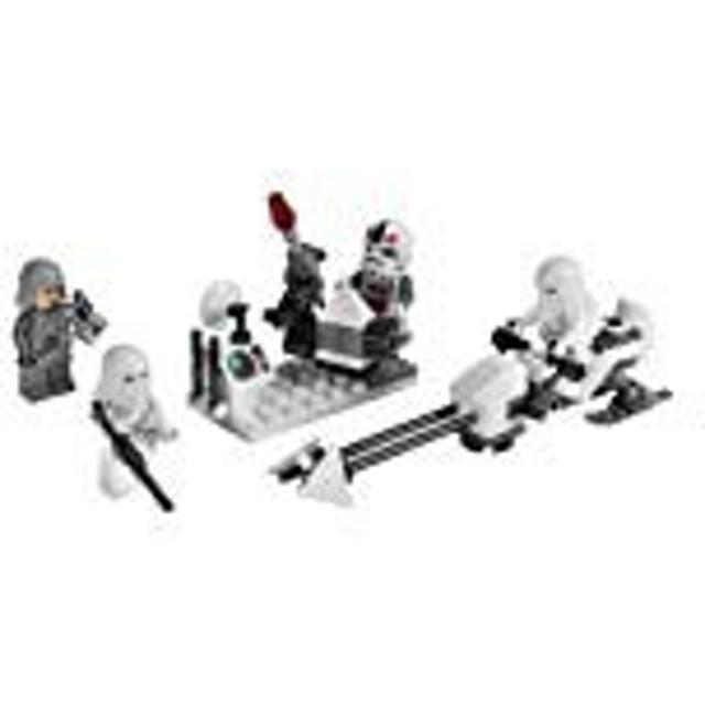 レゴ (LEGO) スター・ウォーズ スノートルーパー バトル・パック 8084(中古品)
