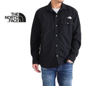 THE NORTH FACE ザ ノースフェイス L/S Nuptse Shirt ヌプシシャツ NR11961 長袖シャツ メンズ
