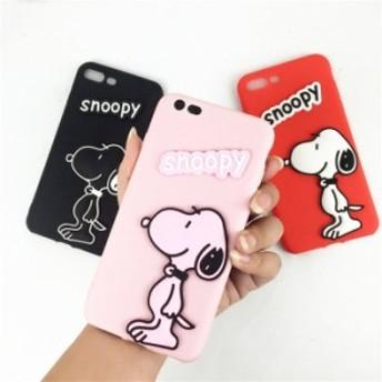 Snoopyケース iphone Xs MAX ケース アイホンケース スヌーピー iPhone8 plusケーススマホケース 耐衝撃ケース シリコン 携帯カバー