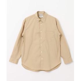 [ワークノットワーク] ワイシャツ クールマックスストレッチイージーフィットシャツ メンズ BEIGE M