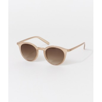 SENSE OF PLACE(センスオブプレイス) ファッション雑貨 メガネ・サングラス グラデーションクリアフレームサングラス