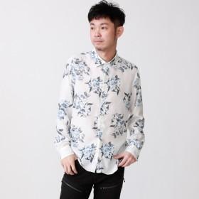 [マルイ] オリジナルフローラルプリントシャツ/ルパート(VOGUISH/ヴォーギッシュ)