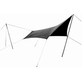 カナディアンイースト(Canadian East) タープ 五角形 ブラック コラボ CETO1023