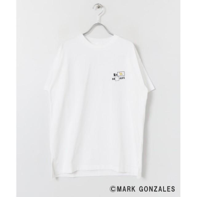 SENSE OF PLACE(センスオブプレイス) トップス Tシャツ・カットソー マークゴンザレスTシャツB(半袖)