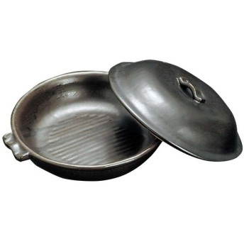 陶板鍋 黒 T−27