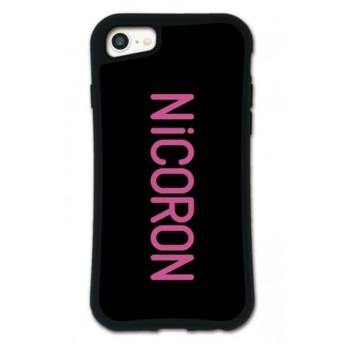 【5,000円以上お買物で送料無料】WAYLLYコラボロゴiPhone8ケース
