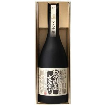 日本酒 紀伊国屋文左衛門 大吟醸 黒KDA-35 720ml (中野BC/和歌山県)