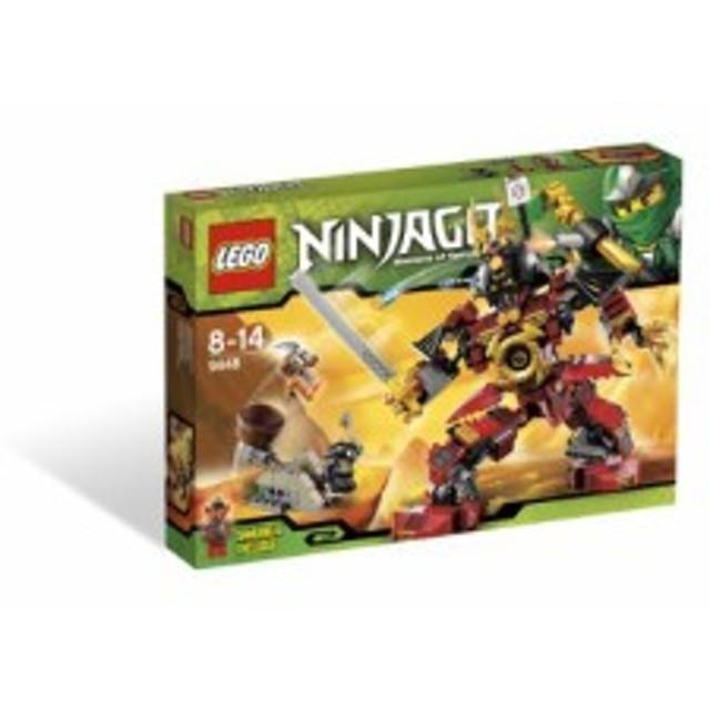 レゴ (LEGO) ニンジャゴー サムライ・ロボ 9448(中古品)