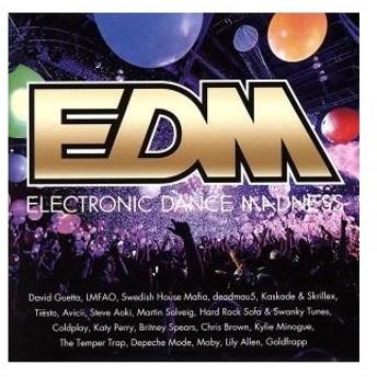 EDM〜エレクトロニック・ダンス・マッドネス〜/(V.A.),デヴィッド・ゲッタ feat.ニッキー・ミナージュ,スウェディッシュ・ハウス・マフィア f