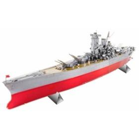 TEN-T-MP-010M メタリックナノパズル 戦艦大和 立体パズル