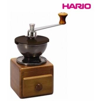ハリオ HARIO スモールコーヒーグラインダー コーヒーミル 手挽きコーヒーミル