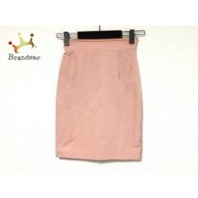 ジャスグリッティー JUSGLITTY スカート サイズ2 M レディース 美品 ピンク   スペシャル特価 20191116