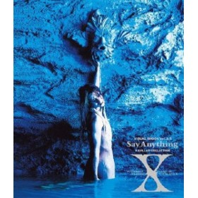 VISUAL SHOCK Vol.3.5 Say Anything X BALLAD COLLECTION/X[Blu-ray]【返品種別A】