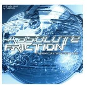 【輸入盤】Absolute Friction/(オムニバス)