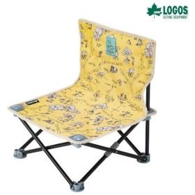 ロゴス POOH ピクニックローチェア ピクニック アウトドア キャンプ くまのプーさん 86003701