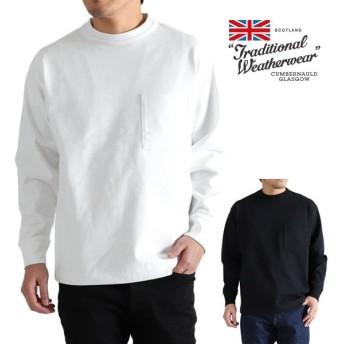 Traditional Weatherwear トラディショナル ウェザーウェア ワイド ロン ドルマン メンズ