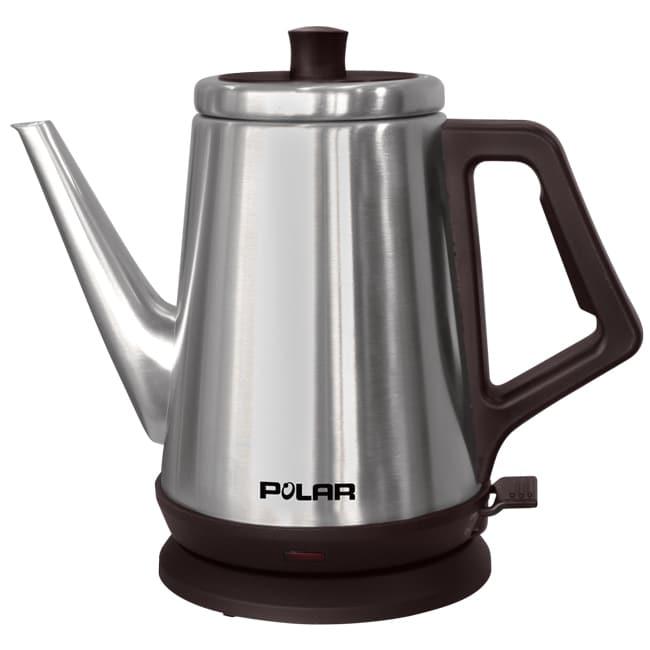 POLAR普樂1.0L不鏽鋼快煮壺 PL-1712