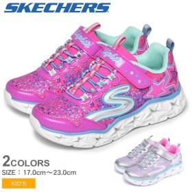 SKECHERS スケッチャーズ スニーカー S ライト ギャラクシー ライツ 10920L キッズ&ジュニア(子供用)