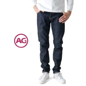 AG Jeans エージー ジーンズ テリス TELLIS RAW ノンウォッシュデニム AG1783GAURAW セルヴィッチ 生デニム