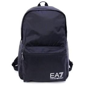 エンポリオアルマーニ イーエーセブン EMPORIO ARMANI EA7 メンズ バッグ リュック バックパック ブラック (275659 CC731 00020 BLACK)