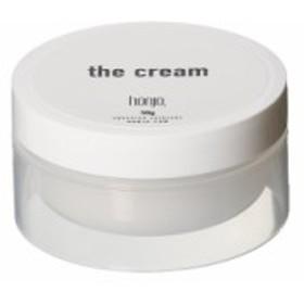 honjo クリーム .the cream 50g. 送料無料【X】 マッサージクリーム シワ ニキビ 保湿 美白 アトピー 日本製 アルコールフリー