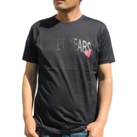 [スィートイヤーズ] SWEET YEARS Tシャツ 半袖 メンズ ハートロゴTシャツ 8609SY (XL)