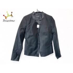 バナナリパブリック BANANA REPUBLIC ジャケット サイズ4 S レディース 美品 黒   スペシャル特価 20191117