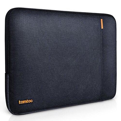 【美國代購】Tomtoc 360 防摔保護 Laptop Sleeve for MacBook Pro 13 inch (2016/2017新款)-黑藍色