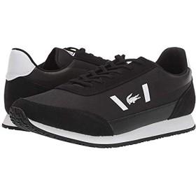 [ラコステ] メンズスニーカー・靴・シューズ Partner 319 2 SMA Black/White (27.5cm) M [並行輸入品]
