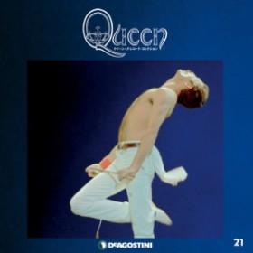 クイーン・LPレコード・コレクション 第21号 ROCK MONTREAL デアゴスティーニ