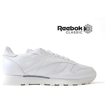 【限定モデル】 Reebok リーボック クラシックレザー スニーカー CL LEATHER OMN BD1905 BD1906 シューズ メンズ