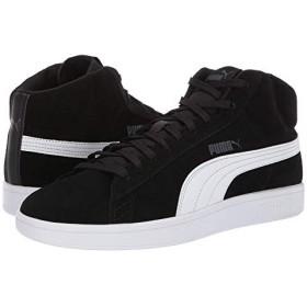 [PUMA(プーマ)] メンズスニーカー・靴・シューズ Puma Smash V2 Mid SD Puma Black/Puma White US 9 (27cm) M [並行輸入品]