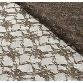 micia luxury(ミシアラグジュアリー) ニューボーンフォト 撮影小物 レース生地 布 オリーブ 110×50cm