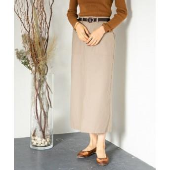 SENSE OF PLACE(センスオブプレイス) スカート スカート ベイカーロングスカート