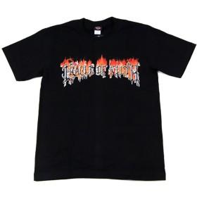 バンドTシャツ ロックTシャツ Cradle Of Filth クレイドル オブ フィルス Lサイズ 黒色