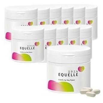 大塚製薬エクエル(エクオレール供給食品)112錠×12箱 ボトルタイプ『栄養機能食品』